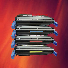 4 Color Toner for HP 4700PH+ 643A