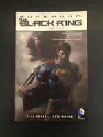DC Superman The Black Ring Volume 2 Paul Cornell Pete Woods Graphic Novel  TPB