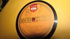 OTTO GORITZ COLUMBIA 78 RPM RECORD 3268 MORGENROT, MORGENROT