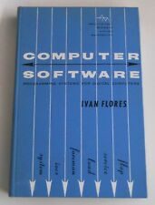 Computer Software-Ivan Flores-Digital Programming Systems HC 1965 Prentice Hall