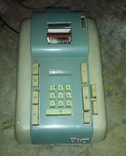 Clary Multiplier Machine Calculator Model 145 - Sold As-Is for Parts or Repair