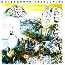 STEEL PULSE - HANDSWORTH REVOLUTION  CD  8 TRACKS CLASSIC ROCK/POP/REGGAE  NEU
