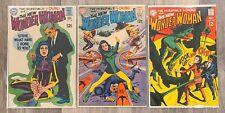 Wonder Woman Vol. 1 #180 - 182 (DC 1969) FN/VF 7.0 to VF/NM 9.0 - I-Ching