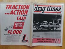 "1970 DRAG TIMES-""Dragon Snake"" Cobra-""MALCO SUPER VETT""-""Finagler""-Hippie Hemi"""