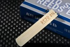 New Superior 20 Pcs Alto Sax Saxophone Reeds Strength 2.5 - Reed Expression *