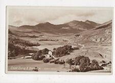 Capel Curig & Snowdon 1957 RP Postcard 488a