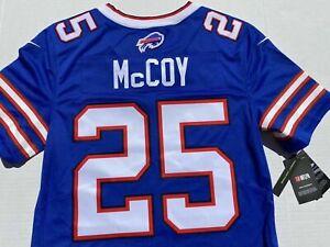 Nike Buffalo Bills LeSean McCoy Limited OnField Men Jersey Blue NFL 850889 421