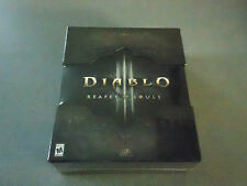 Diablo III Reaper of Souls Limited Collector's Edition CE PC & MAC NTSU-U/C  NEW