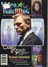 Video Watchdog no.131 Casino Royale a Scanner Darkly Addams Family 021318DBE