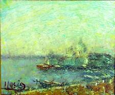 Roberto Masia olio su tela.