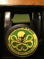 RARE Marvel Avengers Assemble Hydra Watch (New in Box)