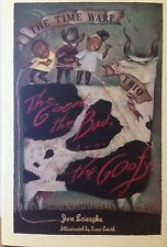 Time Warp Trio: The Good, the Bad, and the Goofy SIGNED x2 Jon Scieszka