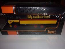 Camion Scania 111 Calberson IXO modeles - Echelle 1/43