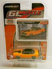 1970 '70 DODGE CHALLENGER R/T RT DIECAST GL MUSCLE R17 GREENLIGHT 2016