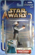 Star Wars Rebel Trooper Tantive IV Defender, blue-carded '02 #54 ANH Hasbro