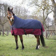 EQUITHÈME Ausreitdecke Fliegendecke Pferdedecke Eclat 175 cm Hellblau 400073659☺ Pferdedecken Reit- & Fahrsport