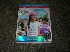 An American Girl: Grace Stirs Up Success (Blu-ray/DVD, 2015, Digital) Free Ship!