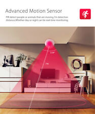 Smart WiFi PIR Infrared Motion Sensor For Google Home IFTTT  Echo Remote uy