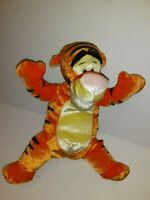 "Fisher Price Tigger 9"" Plush Stuffed Animal"