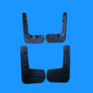 Mud Flaps to suit Toyota Hiace, Hiace Commuter and SLWB 2019 2020 2021 2022