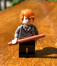LEGO HARRY POTTER RON WEASLEY UNIFORM GRYFFINDOR GENUINE MINIFIGURE SET# 4738
