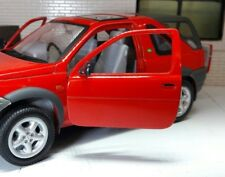 Land Rover FREELANDER Red 1 24 Scale Welly 22077r