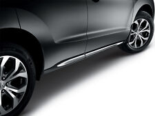 Genuine OEM  Acura 2013 - 2018 RDX Chrome Lower Door Trim Molding 08F57-TX4-200