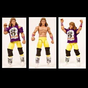Mattel WWF WWE Legends Rockers Shawn Michaels Wrestling Action Figure Toy Loose