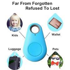Bluetooth Tracker Anti-Lost Kid Bag Wallet Key Smart Finder Mini GPS LocatorB WT