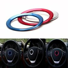 1PCS Car Steering Wheel Center Decoration Ring For BMW 1/3/4/5/7 Series 13-15