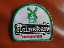 VINTAGE HEINEKEN IMPORTED BEER PATCH - NEW