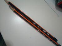 2x Lápiz lapices grafito MP hb Dibujo Arte Carpintero lapiz