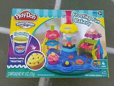 Play Doh Sweet Shoppe Frosting Fun Bakery A0318 Hasbro 2012 w realistic frosting