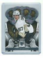SIDNEY CROSBY crown royale DIE-CUT card last one