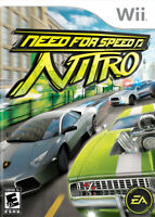 Need for Speed: Nitro - Nintendo Wii