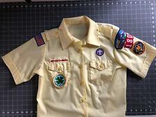 Bsa Women's Short-Sleeve Den Leader Uniform Shirt - Large