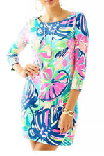 Lilly Pulitzer UPF+ 50 Sophie Dress Exotic Garden Size XS New