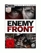 Enemy Front Limited Edition Steam Key Pc Game Download Code