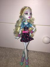 Monster High Ghouls noche Lagoona Blue muñeca