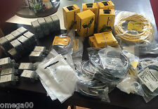 NEW TURCK BI25-G47SR-FZ3X2-B1131 INDUCTIVE SENSOR BARREL