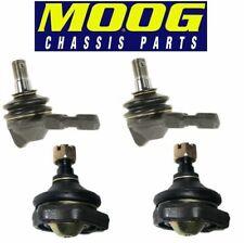 Front Upper & Lower Ball Joints Kit Moog for Nissan 720 D21 Pathfinder Pickup