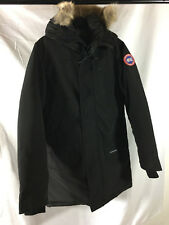 Authentic New Canada Goose Langford Down Parka Black Size M Coat