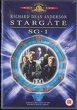 DVD Stargate SG1: 9 Learning Curve/Point of View/Deadman's Switch/Demons