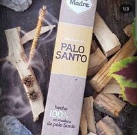 SAGRADA MADRE PALO SANTO INCENSE ALL NATURAL FRAGRANCE AND INGREDIENTS