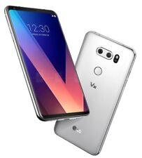 New LG V30 H933 - 64GB - Cloud Silver GSM Global Unlocked