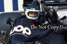 Jean-Pierre Jarier Shadow DN3 F1 Season 1974 Photograph 1