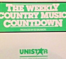 RADIO SHOW: WEEKLY COUNTRY COUNTDOWN 9/7/91 TRAVIS TRITT TRIBUTE 11 INTERVIEWS