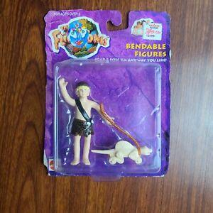 The Flintstones Movie Bendable Figures (Mattel, 1993) - Bam Bam NEW *IN HAND*