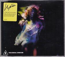 Kylie Minogue - Come Into My World CD1  **2002 Australian CD Single** EXC