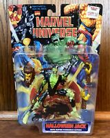 Halloween Jack Vintage Marvel Universe Action Figure New 1997 Toybiz 90s X-Men